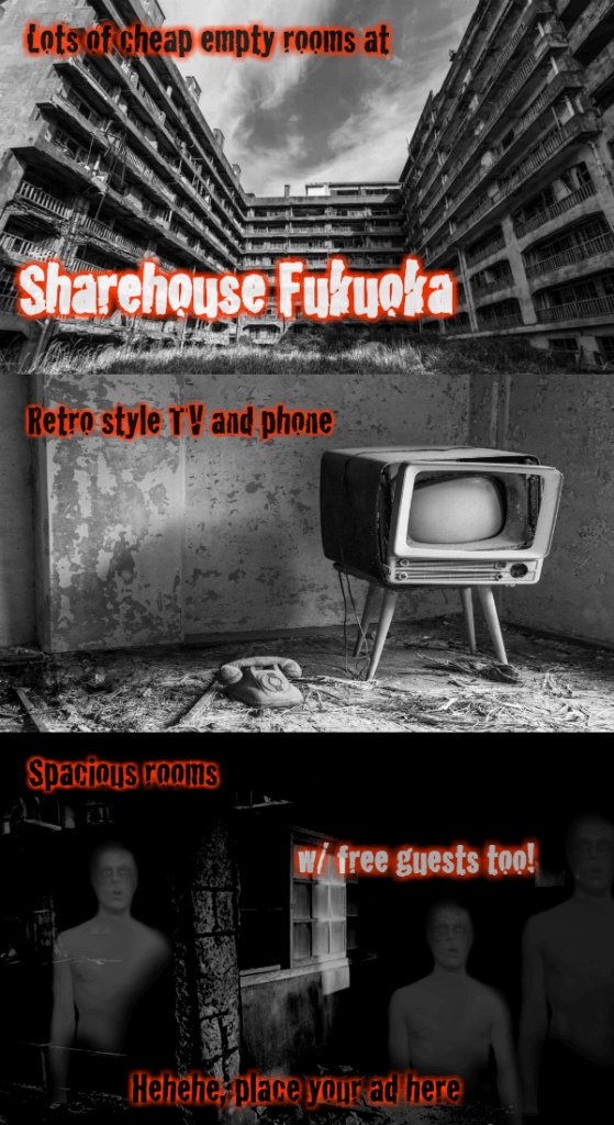 sharehouses in fukuoka