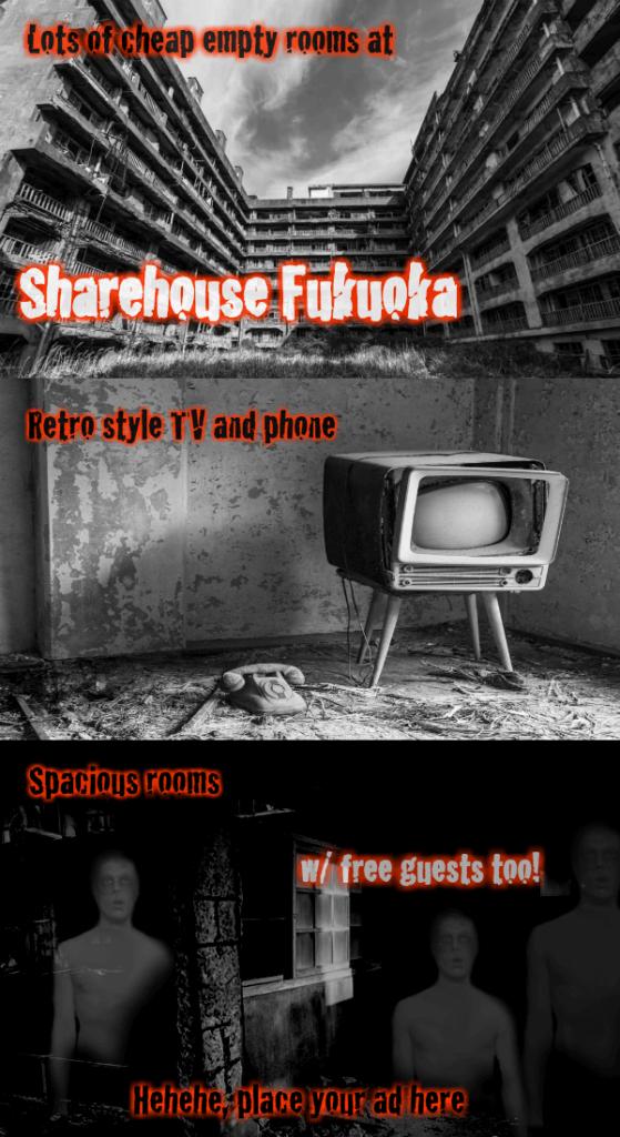 sharehouses in fukuoka